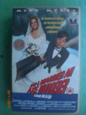 SO I MARRIED AN AXE MURDERER  (MIKE MYERS) -    BIG BOX ORIGINAL RARE & DELETED