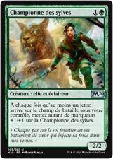 MTG Magic M20 - (x4) Woodland Champion/Championne des sylves, French/VF