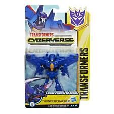 Transformers Cyberverse Thundercracker Action Figure Lightning Slash Hasbro Toy