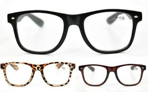 Myopia Classic Oversized Retro Short Sighted Distance Glasses (NOT FOR READING)