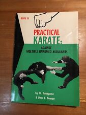 Practical Karate Against multiple unarmed assailants by M. Nakayama