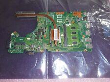 Asus R511DA X555DA X555 Motherboard AMD A10-8700/4GB 60NB09D0-MB1310 69N0SAM13B0