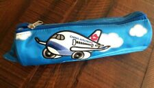 Airlines Bag China Airlines Cartoon Airplane Blue Rare Collectible New