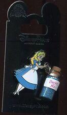 Alice in Wonderland Drink Me Bottle Disney Pin 114594