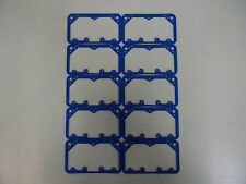 Holley 108-120  Bowl Gasket Kit for Dominator 4500  Series Carbs 10 pack