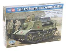 """Hobbyboss 1 35 escala """"soviet T-20 blindado tractor Komsomolets 1938"""" kit de"""