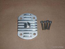 Triumph Pre Unit Engine Sump Plate w/ MAGNET DRAIN 500 650 5T Trophy Bonneville