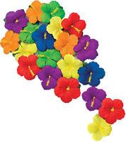 Morris Costumes Accessories Hibicus Hawaiian Silk Decorative Flowers. FF551822