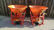 COMPACT TRACTOR PTO ORCHARD LINE FERTILIZER, SPREADER,