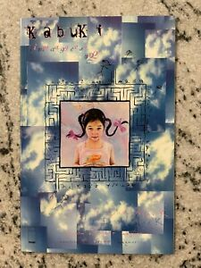 Kabuki Images Volume # 2 Image Comics Comic Book David Mack NM  J589