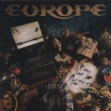 Europe - Bag Of Bones CD Edel:Records NEW