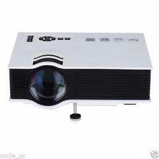 3000lumens 1080P HD LED Mini Home Multimedia Projector HDMI VGA USB SD Player