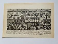 Timmins Ontario Junior College High School American Barracks 1930-31 Basketball