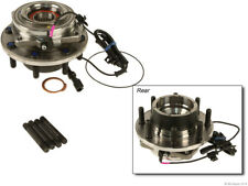 Wheel Bearing and Hub Assembly-Hub Assembly fits 05-10 Ford F-350 Super Duty