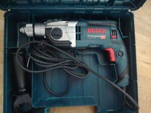 Bosch  hammer drill GSB 19-2RE 240V