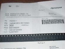 PS2933-1-AX RENESAS OPTO ISOLATOR 2.5KV DARL 4 MINIFLAT