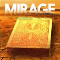 MIRAGE BY JB DUMAS & DAVID STONE,Card Magic Trick,Close Up,Illusion,Fun