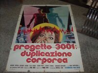 Project 3001 Duplication of the Bod Manifesto 2F Original 1973