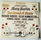 Vintage LP Record Album THE SOUND OF MUSIC Original STAGE Soundtrack 1960's