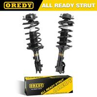 2X Front Complete Struts Coil Spring Assembly For Hyundai Accent 2000 01 02-2005