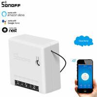 SONOFF Mini Wifi DIY Smart Switch Voice APP Remote Control Android IOS Equip nof