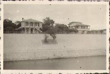 EGYPTE PHOTO HOPITAL BORD CANAL DE SUEZ PAQUEBOT ERIDAN 1948