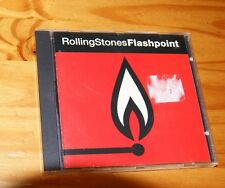 Rolling Stones Flashpoint  CD, 1991 Columbia Records