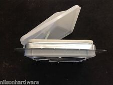 """14"""" RV Camper Motorhome Trailer Cargo Replacement Roof Vent Kit Travel FishHouse"""