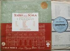 SAX 2400 ED.1: LEONCAVALLO PAGLIACCI - MATACIC: EX