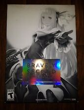 ** Bravely Second: End Layer -- Collector's Edition (Nintendo 3DS, 2016) ** NEW!