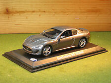 Leo Models Maserati Gran Turismo MC Stradale In Grey Metallic 1/43rd Scale