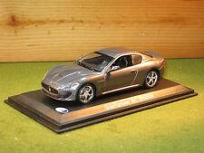 Leo Models Maserati Gran Turismo MC Stradale In Grey Metallic 1/43rd Scale