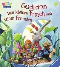 Geschichten vom kleinen Frosch und seinen Freunden * Bilderbuch * Ravensburger