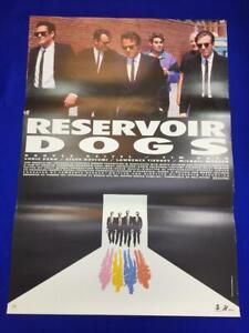 Reservoir Dogs Movie Poster B2 size Quentin Tarantino Harvey Keitel 1992 Vintage