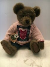 """Boyds Bear The Archive Collection Brown bear 17"""" # 9126"""