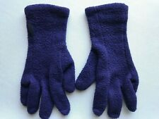 Patagonia Gloves Fleece Size XS Purple