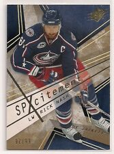 2008-09 SPX X53 RICK NASH SPXcitement 97/99 Columbus Blue Jackets SP