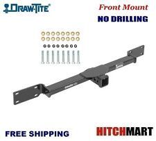 FITS 2010-2017 DODGE RAM 2500, 3500 PICKUP,  FRONT MOUNT FRONT END HITCH   65063