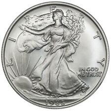 1985 Daniel Carr Overstruck American Eagle Design .999 Silver - ANACS MS 68