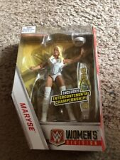 WWE Elite Action Figure Walgreens Maryse White Outfit
