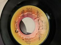 45 Record Four Tops Mama You're All Right with Me/I'm Glad you VG Disco Soul