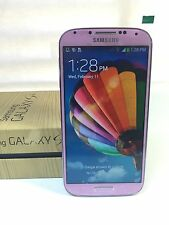 SAMSUNG GALAXY  S4 - 16GB - SGH-M919 - PINK - (T-MOBILE)  FACTORY UNLOCKED!!
