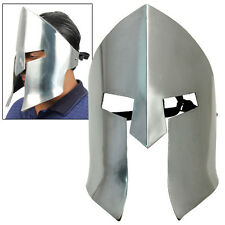 Ancient Mighty Spartan Facial Battle Mask Armor Helmet
