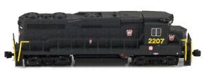 AZL 62110-1 Z Scale PRR GP30 Locomotive Cab Number 2207