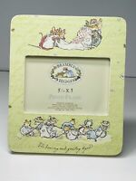 Vintage Brambly Hedge Picture Frame 6.5 X 7.5 In -The Dancing And Feasting Began