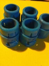 """CARLON  SCA253E 3/4"""" RESIGARD QUICK CONNECTOR SNAP IN Adapter - Pack of 5 Blue"""