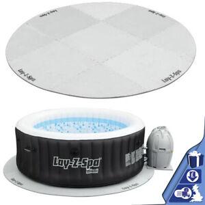 Lay-Z-Spa Hot Tub Bestway Floor Protector Mat Garden Room Floor Protecting Sheet