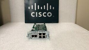CISCO NIM-2FXS/4FXO 2-Port FXS 4-Port FXO Network Interface Module for 4000 ISRs