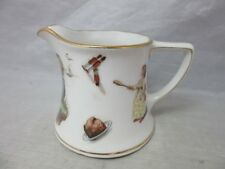 Wm. Guerin & Co. Limoges France Child's creamer. Children