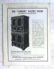 1929 London Pastry Ovens, Fletcher Russell Palatine Works Warrington